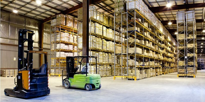 Smart Omaha Warehousing Technology