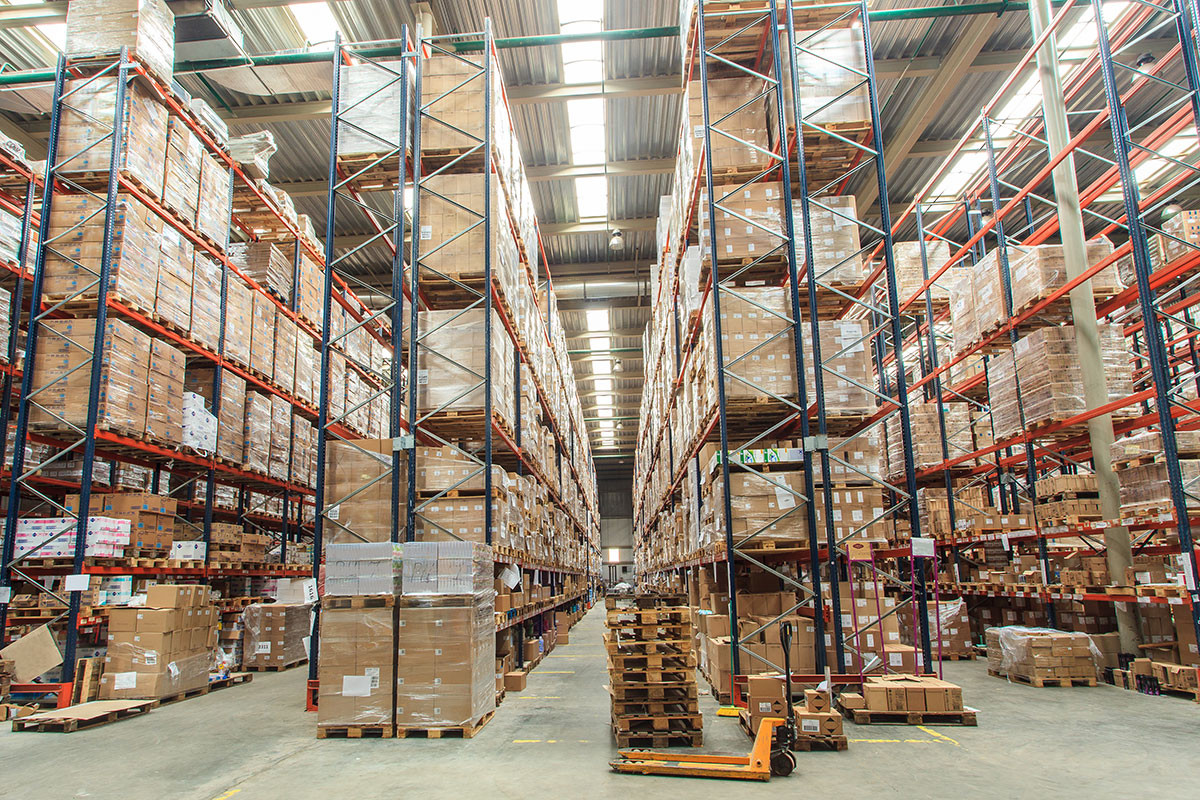 Warehousing and 3PL Services