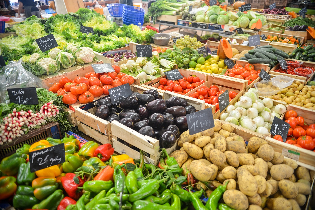 3PLs Play a Role in Keeping Organic Produce Fresh